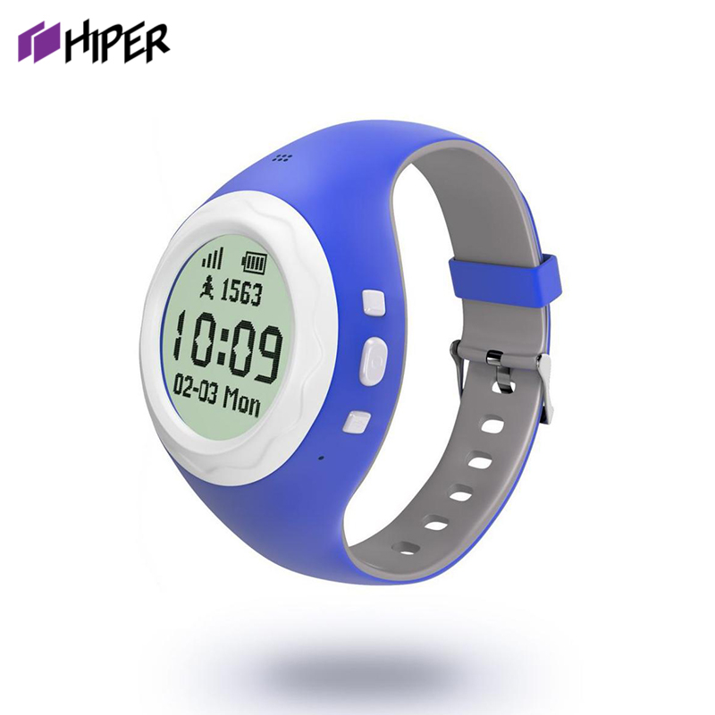 Smart Watch HIPER EasyGuard new 2017 stainless steel watch band wrist strap for fitbit alta smart watch high quality 0428