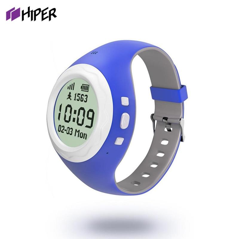 Smart Watch HIPER EasyGuard hiper easyguard розовый