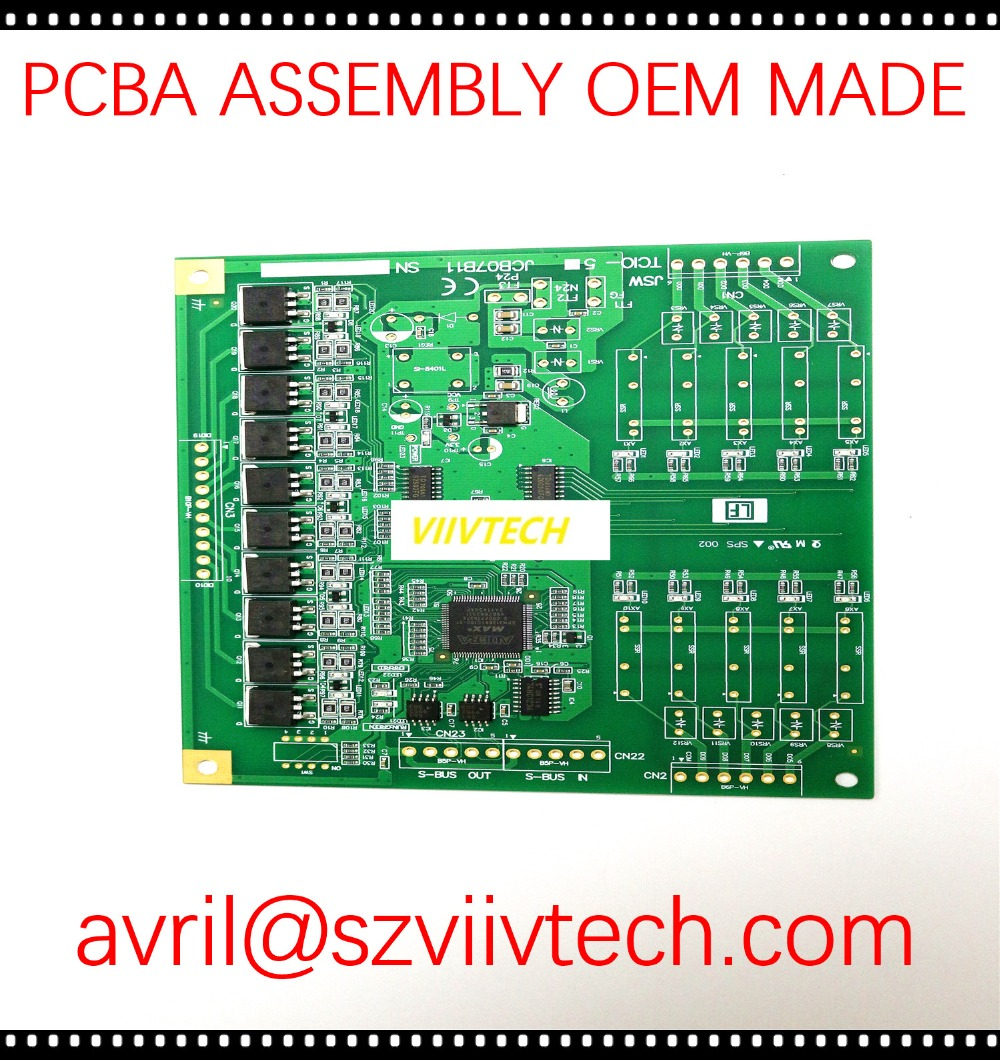Professional Printed Circuit Board Manufactuer Pcb Custom Fr4 4 Layer 1oz Copper From Oem Made Pcba Us 900 Free