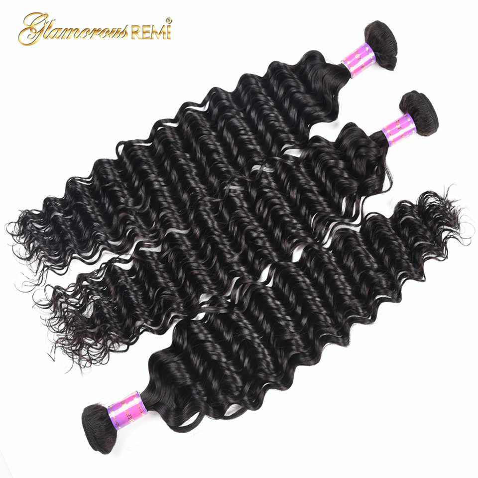 Перуанский Девы волос 3 Связки глубокая волна волос Необработанные человеческих волос волна естественный Цвет могут быть окрашены и беленой распродажа
