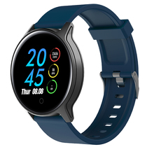 Accalia W13 smart watch GPS activity fitness tracker exercise goal heart rate monitor water proof band for man&woman
