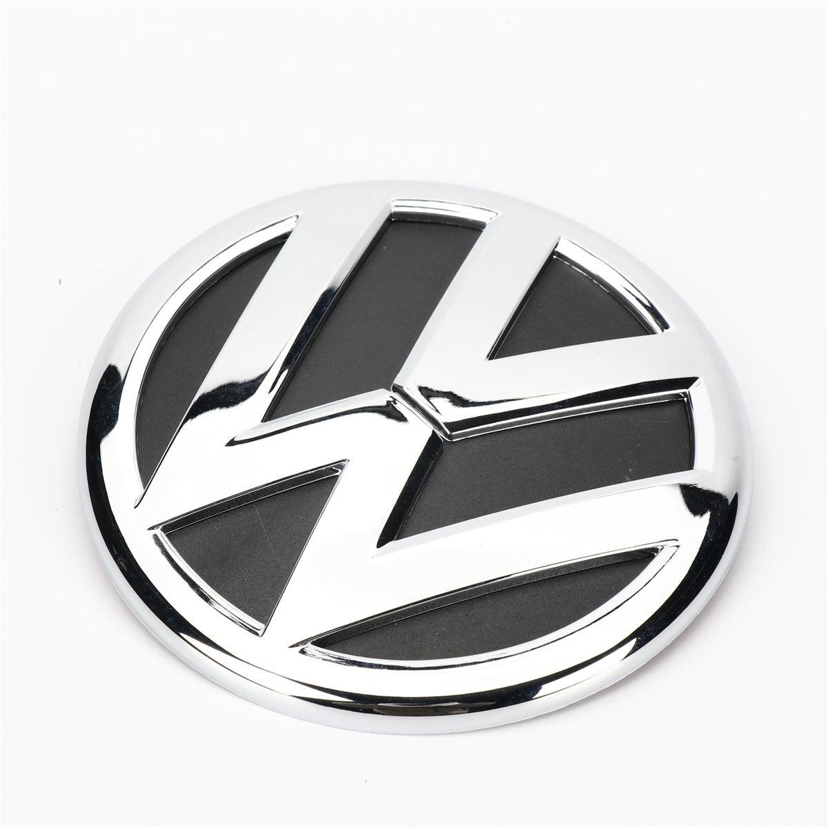 125mm Rear Badge Emblem Logo for VW Touareg 2011-2014 7P6 853 630 A ULM
