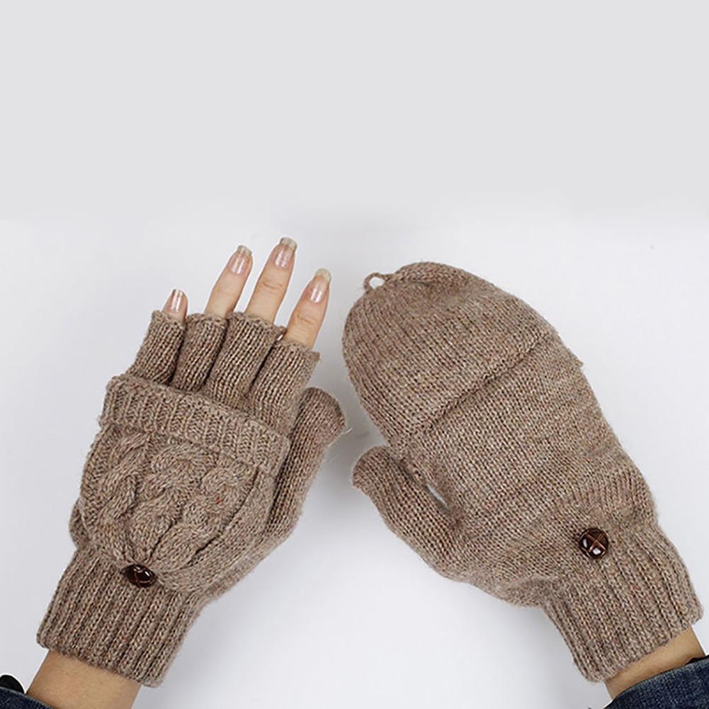 варежки без пальцев купить