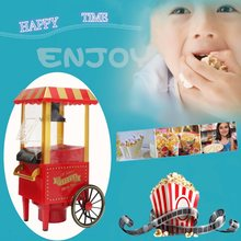Electric Popcorn Maker Popper Machine