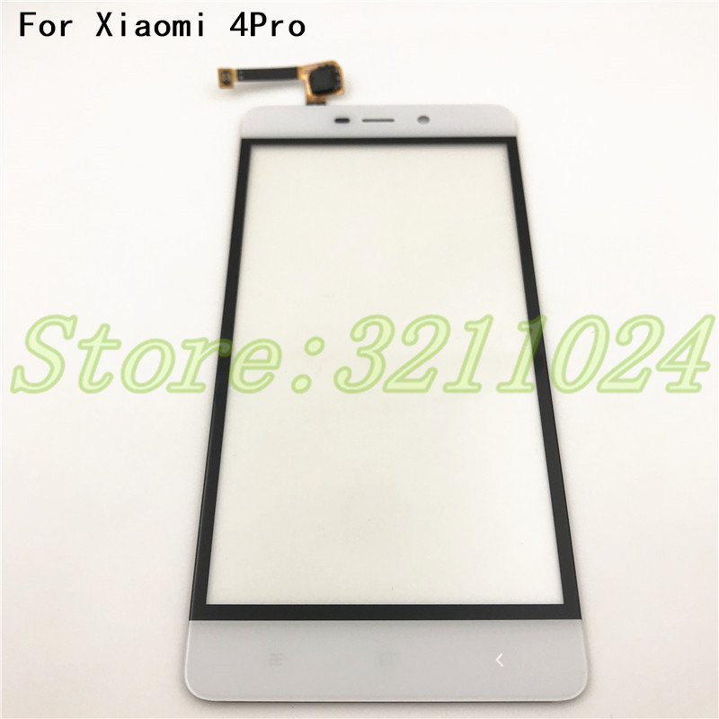 100% Tested 5.0 inches Touch Panel For <font><b>Xiaomi</b></font> <font><b>Redmi</b></font> <font><b>4</b></font> <font><b>Pro</b></font> 4Pro Touch screen Digitizer Sensor Front Glass <font><b>Touchscreen</b></font> image