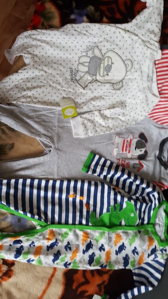 a40820167 Autumn Unisex Newborn iKidistore Infant Costumes 3 6 9 12M Pajamas ...