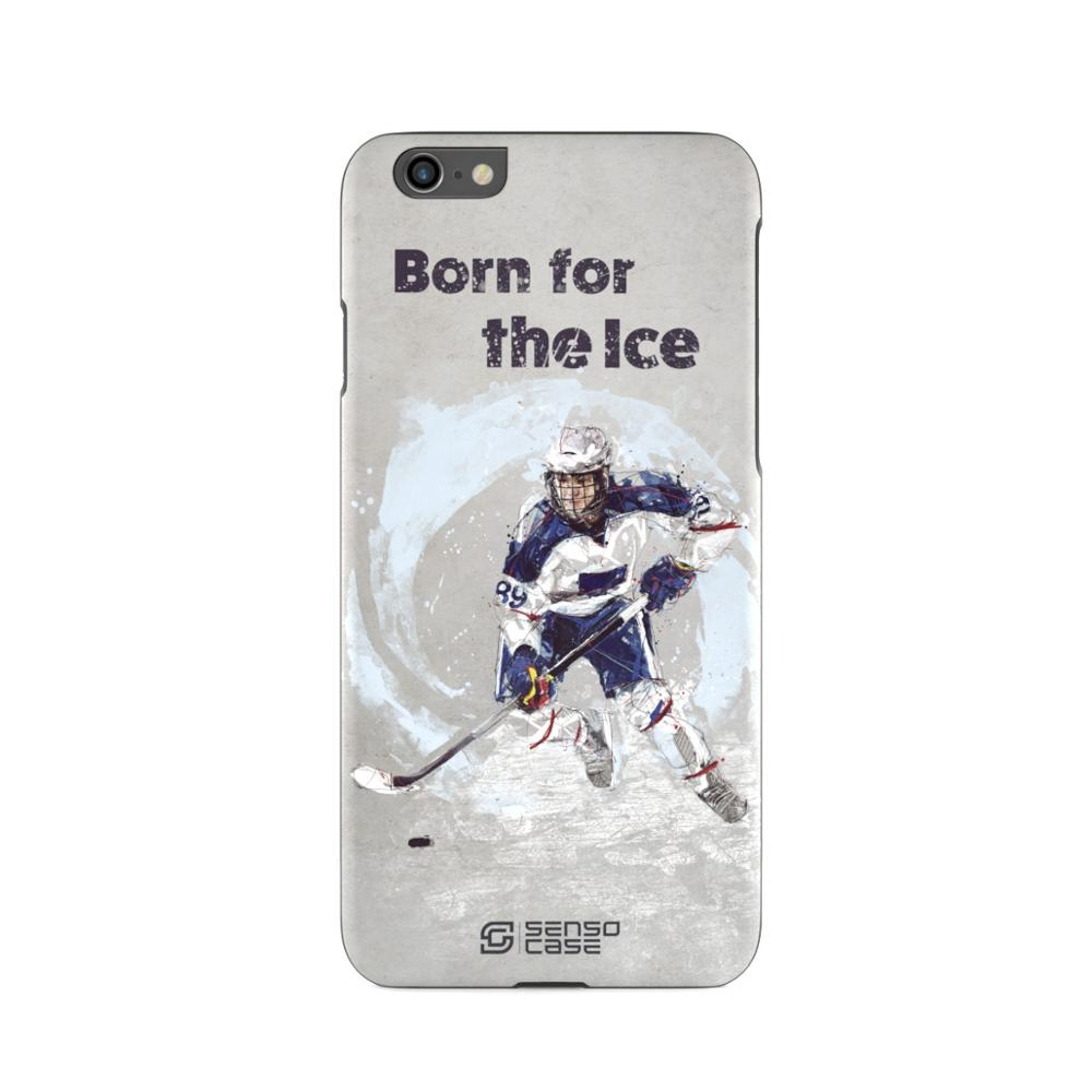 Protective Case SensoCase Ice Hockey for Apple iPhone цены