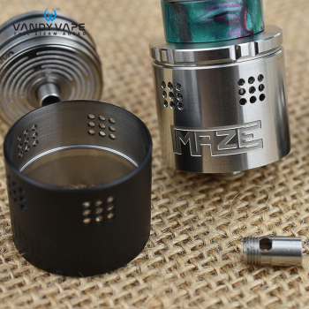 Vandy – vape labyrinthe pour cigarette électronique, atomiseur pour Pulse BF Mod avec cinq directions de flux d'air, réservoir de Vape, 2ml
