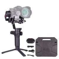 Zhiyun Weebill лаборатория 3 осевой Беспроводной передачи изображения Камера Стабилизатор Для беззеркальных Камера портативный монопод с шарнир