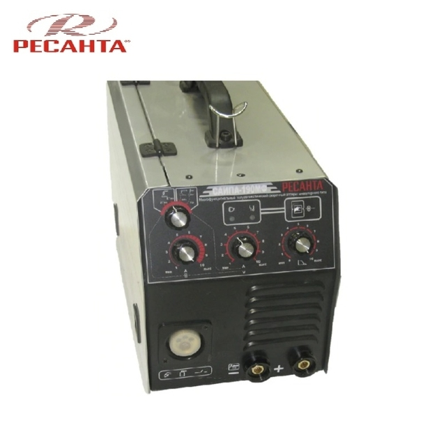 Инвертор сварочный аппарат Ресанта SAIPA-190MF