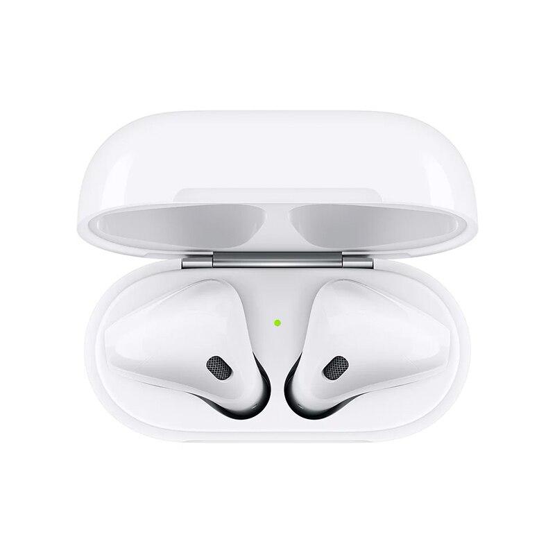 Наушники Apple AirPods 2 без беспроводной зарядки чехла