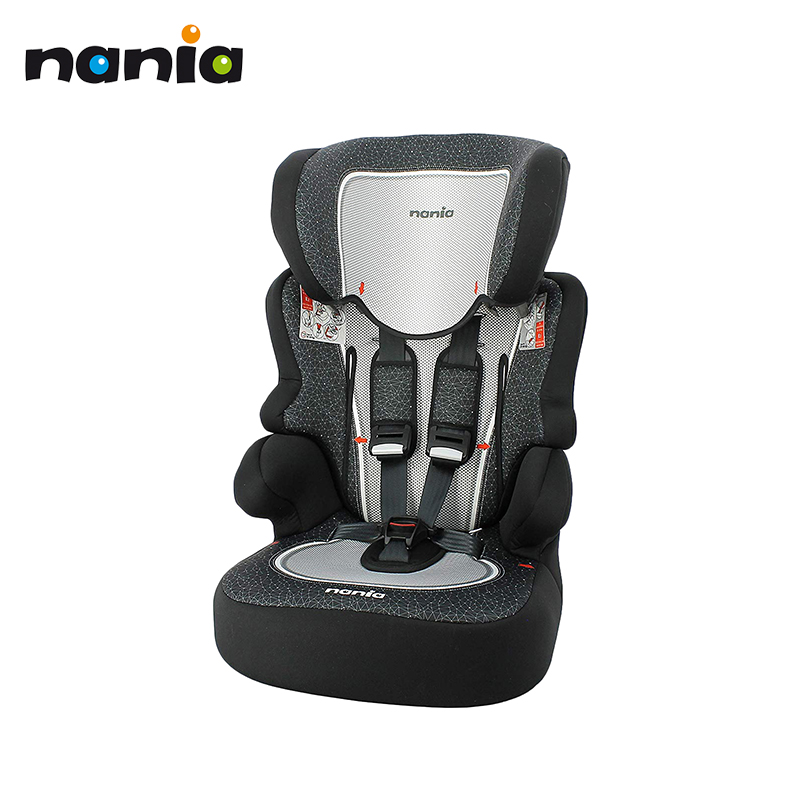 Car Baby seat NANIA Beline SP FST group 1/2/3 9-36 kg автокресло nania beline sp lx agora petrol