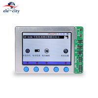 Battery Testing Machine for iPhone Newest Tester Tools For iPad Battery Test Checker a Key Clear Cycle English Version Upgraded|Phone Accessory Bundles & Sets| |  -