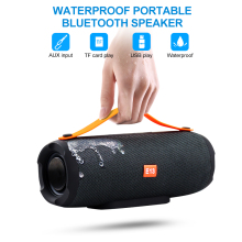 Waterproof Wireless Bluetooth Speaker Portable Speaker Bass subwoofer Soundbar Woofer MP3 Music Player loudspeaker for xiaomi цены онлайн