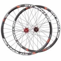 29er carbon mtb wheels 30mm 35mm 38.5mm 40mm width for 27.5 Down hill mountain bike 350 center lock boost wheelset