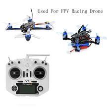 FrSky Taranis ACCST Q X7 2.4 GHz 16CH Transmitter Mode 2 Untuk Racing IUNEED Drone MAINAN Toko