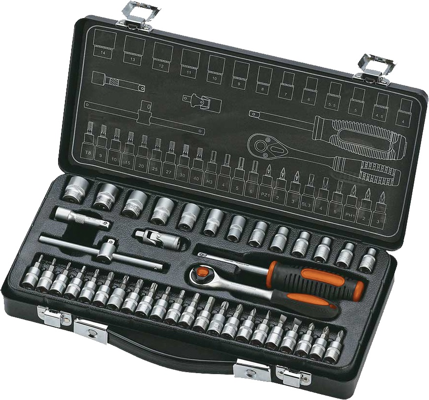 Set of tools KRATON TS-13 set of tools kraton ts 13