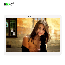 "Original BMXC 10.1 ""Tablet PC 4 GB RAM 64 GB ROM MediaTek MT6592 Octa Core 2.0 GHz 6000 mAh 1280*800 5.0MP Android 5.1 Phablet GPS"