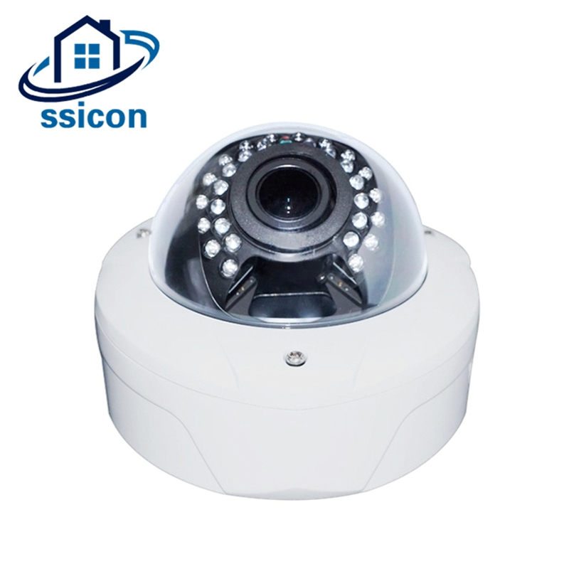 SSICON Full HD 1080P IP Surveillance Camera 2.8-12mm Varifocal Lens Night Vision Dome Network XMEye IP Manual Zoom CCTV Camera best sony imx222 full hd 1080p ip camera 42 leds 2 8 12mm varifocal lens day night vision ir cult waterproof big cloud ip camera