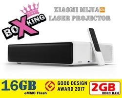 Original Xiaomi Mijia Laser Projector / Projection TV Wifi 2.4G/5G Full HD 4K 1080P Bluetooth 4.0 150