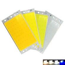 COOLEEON 94*50 мм 15 Вт COB светодиодный светильник 12V чип на плате для автомобиля рабочий светильник «сделай сам» для дома и улицы светильник ing свет...