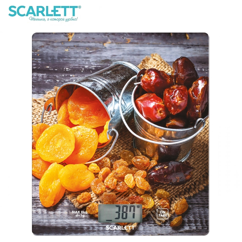 Scale kitchen Scarlett SC-KS57P33 Kitchen scale kitchen Measuring Tool Scales for kitchen Electronic scale brand eyki 30m waterproof business casual watch roman scale couple watches digital scale leather strap japan movement 1005