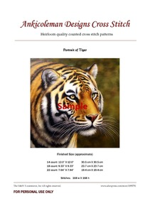 Image 3 - Embroidery Counted Cross Stitch Kits Needlework   Crafts 14 ct DMC Color DIY Arts Handmade Decor   The Astrologer