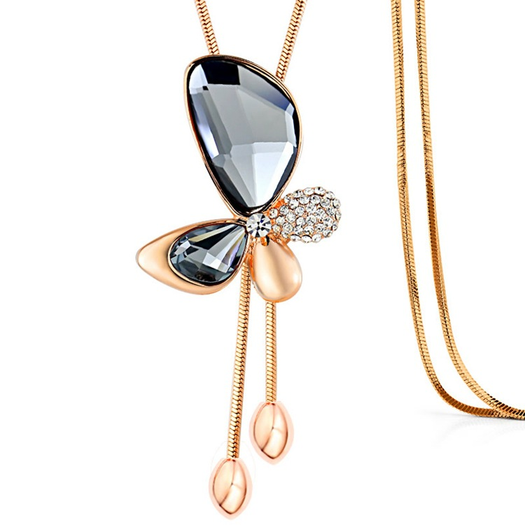 3color Trend lengthy part sweater chain necklace Fantastic jewellery Crystals from Austrian feminine garments hanging chain jewellery superb jewellery, crystal jewellery necklace, crystal chain necklace,Low-cost superb jewellery,Excessive High quality...