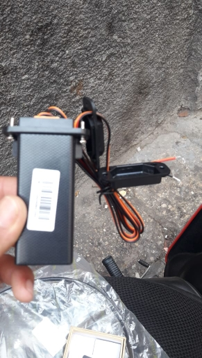 GSM GPS tracker – PJ bikers site