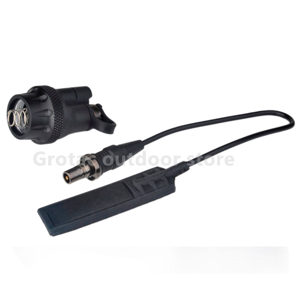 Night Evolution SL07 Scout Remote Switch Replacement Weapon Light Rail For M600/M300