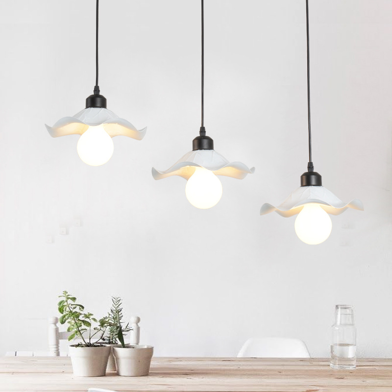 LED pendant lights luminaria dining room ceiling lamps 3 heads E27 bulbs AC 85-265V modern pendant ceiling lamps led hanglamp