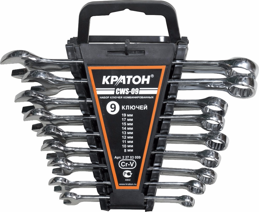 Set of combination keys KRATON CWS-09 цена и фото
