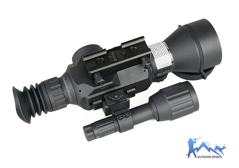 Eagleeye Atn night vision 5 20x50 Digital Hunting Night Vision Scope With HD 1080p ATN L130 Senso Night Vision for OS27 0022 in Night Visions from Sports Entertainment