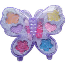 1pc Pretend Play Girls Cosmetics Toy Kit
