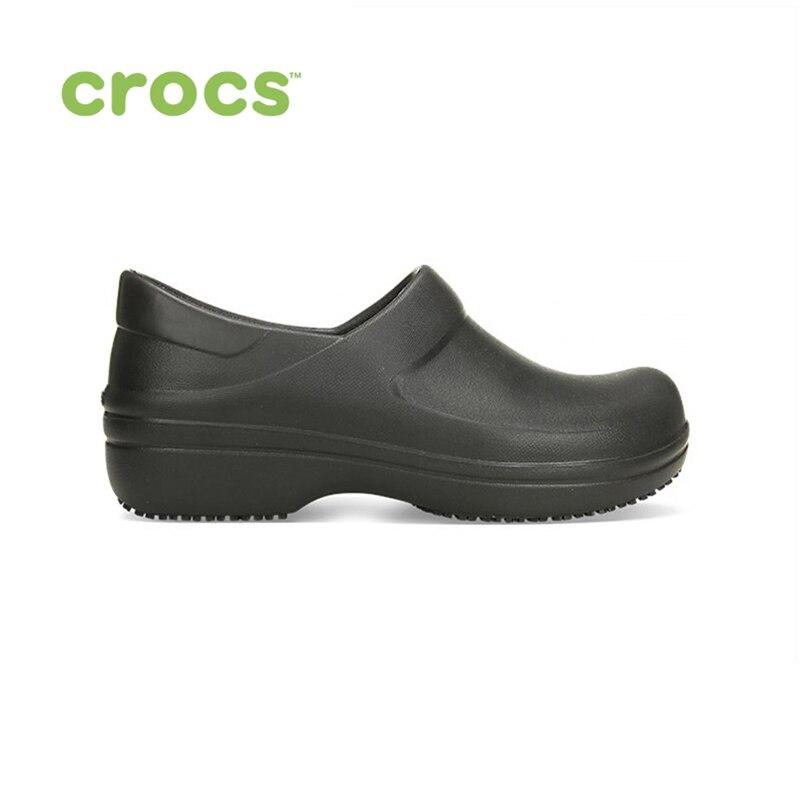CROCS Neria Pro II Clog W WOMEN for female, women TmallFS shoes цена в Москве и Питере