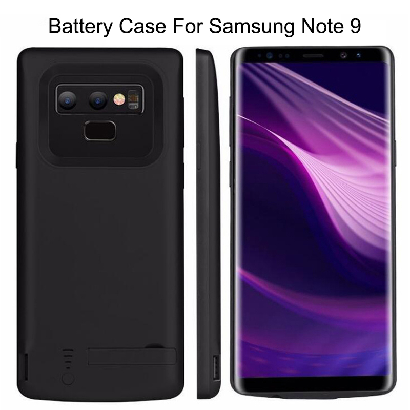 6500mAh Battery Charger Case For Samsung Galaxy Note 9 Battery Case Power Bank Pack External Charger Cover for Samsung Note 96500mAh Battery Charger Case For Samsung Galaxy Note 9 Battery Case Power Bank Pack External Charger Cover for Samsung Note 9