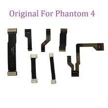 100% Nguyên Bản Phantom 4 Gimbal Bộ Dây Cáp Dây Cáp Dẹt Lui DJI Phantom 4 Nổ Máy Bay Không Người Lái Chi Tiết Sửa Chữa