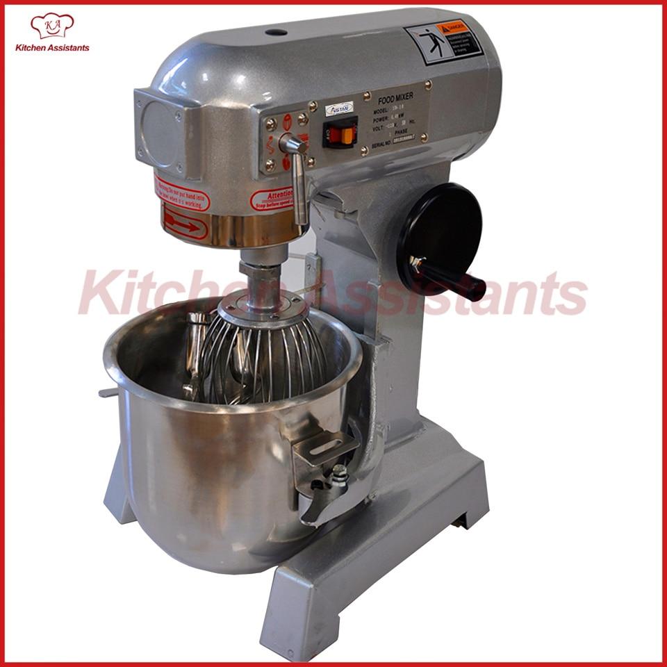 ZB10L Professional Stand Dough Spiral Mixer Machine noname zb 918