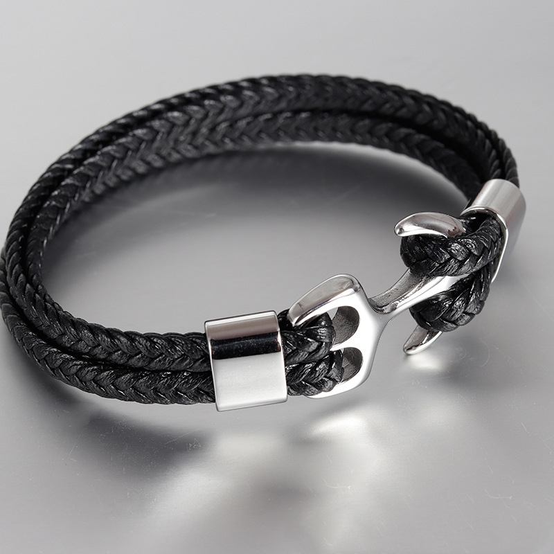 High Quality Men's Titanium Steel Bracelet