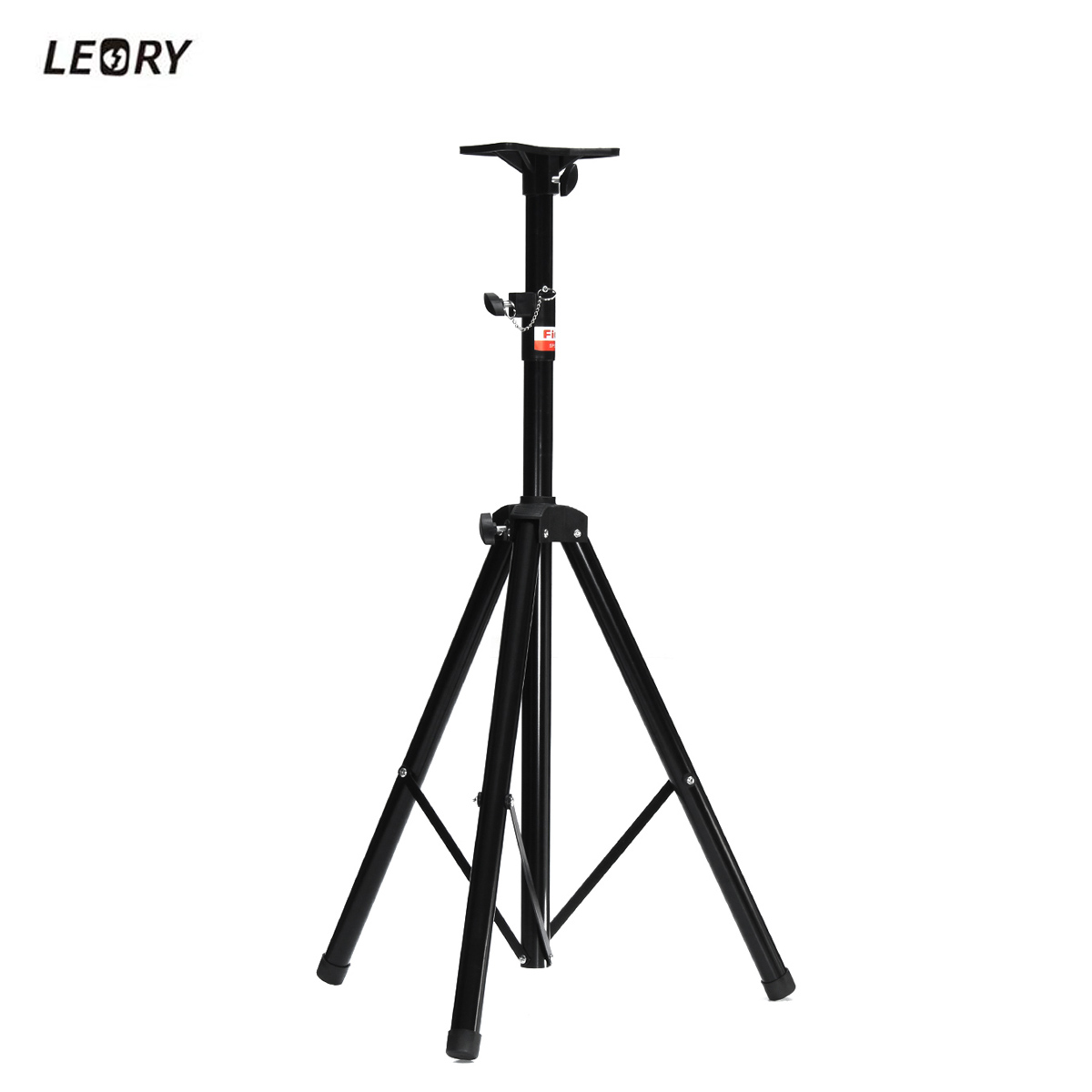 LEORY Universal 60kg Loading Folding Projector Stand Tripod with metal stand & Tray Speaker Holder Stand Tripod Holder leory universal 50kg loading folding projector stand tripod with metal stand