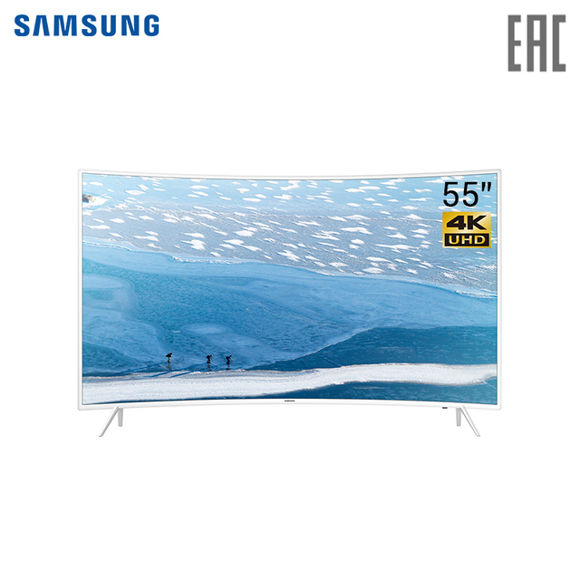 "Телевизор LED 55"" Samsung UE55KU6510UX(Russian Federation)"