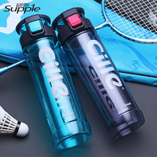 730ML Sport My Bottle Plastic Lemon juice Water With Filter Leakproof BPA Free Infuser Bicycle Outdoor