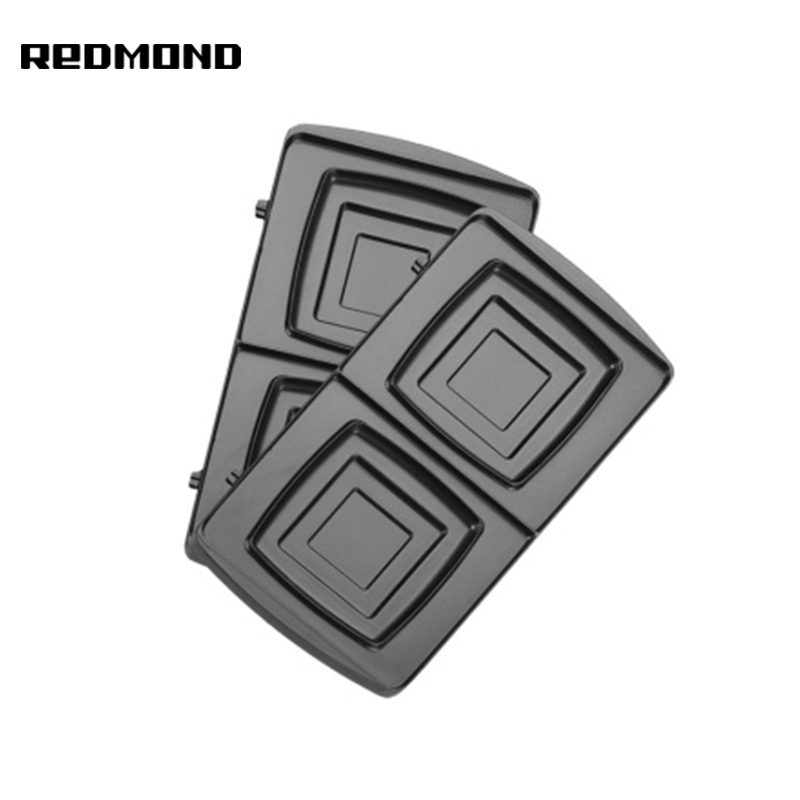 Panel for multibaker Redmond RAMB-04 (square) multi baker panel for multibaker redmond ramb 103 grill black multi baker
