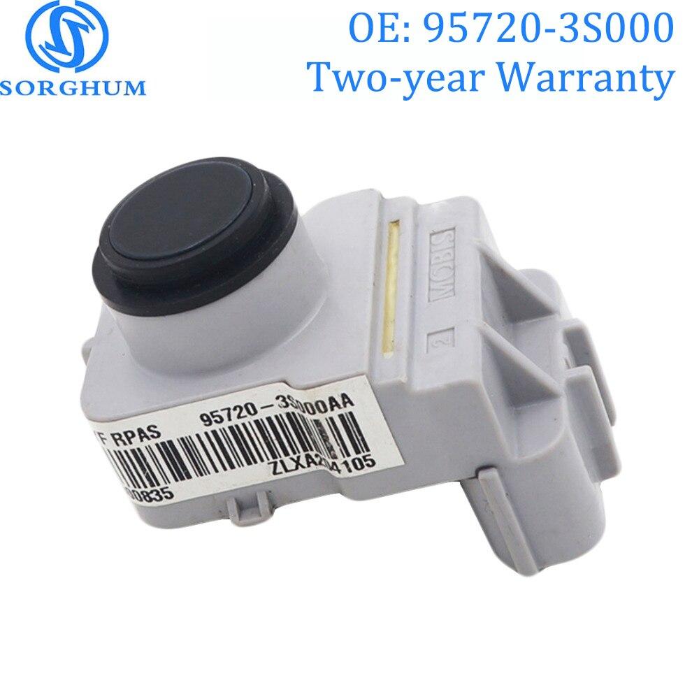 95720-3S000 PDC parkplatz sensor für Hyundai Ultraschall Sensor Montage sensor 957203S000 95720 3S000