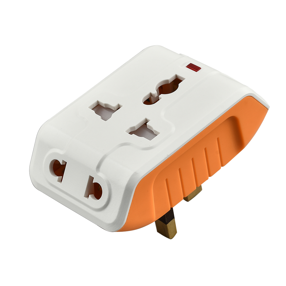 Electric Plug Power Socket Adapter International Travel Universal Converter EU UK US AU
