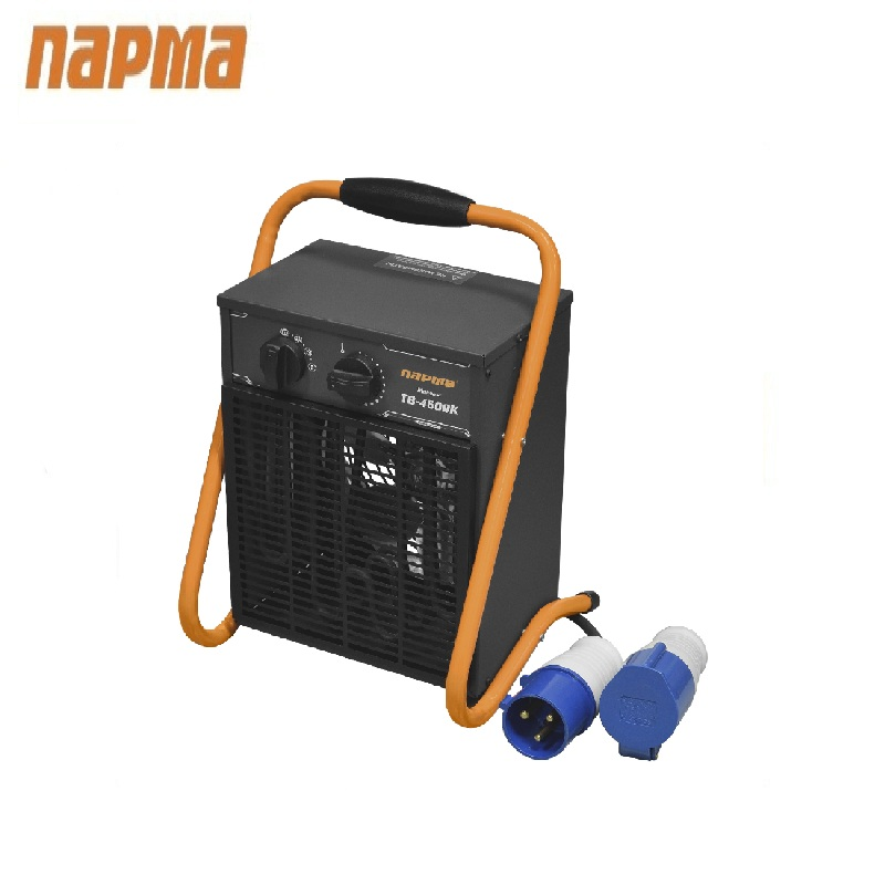 Electric fan heater  Parma TB-4500K Hotplate Facility heater Area heater Space heater все цены
