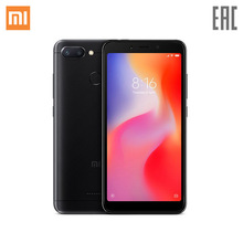 Смартфон Xiaomi Redmi 6 4 + 64 GB