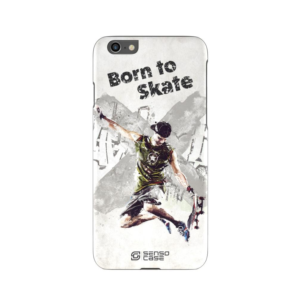 Protective Case SensoCase Skateboarding for Apple iPhone