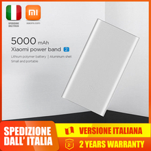 Xiao mi 2 reserve Storage Batteries and chargers 5000 mAh PLM10ZM powerbank 5000 Portable