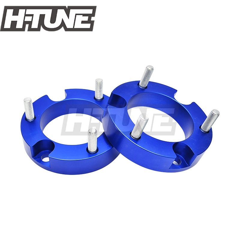 H TUNE 32mm Aluminum Front Coil Strut Spacer Lift Up Kits for HILUX VIGO 2005 2015-in Lift Kits & Parts from Automobiles & Motorcycles    1